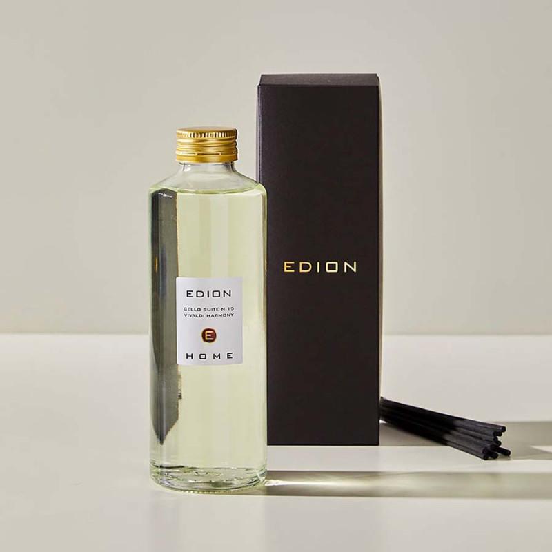 Рефиллер аромат для дома Edion №15 Vivaldi Harmony, 500 мл