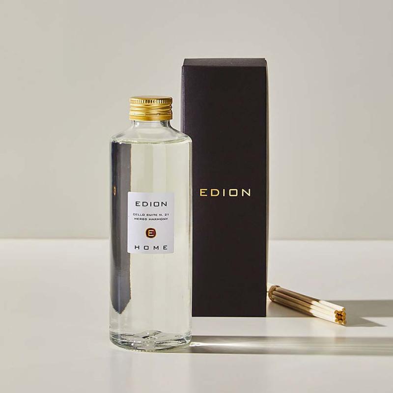 Рефиллер аромат для дома Edion №21 Herbs Harmony, 500 мл