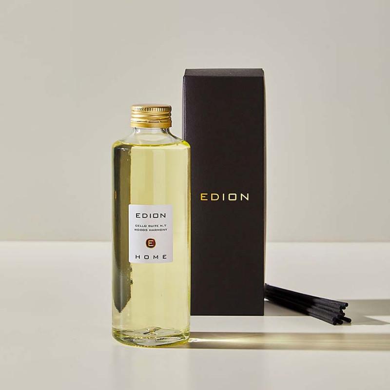 Рефиллер аромат для дома Edion №7 Woods Harmony, 500 мл