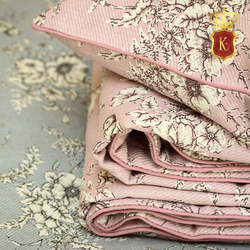 Покрывало SUMMER Розовый