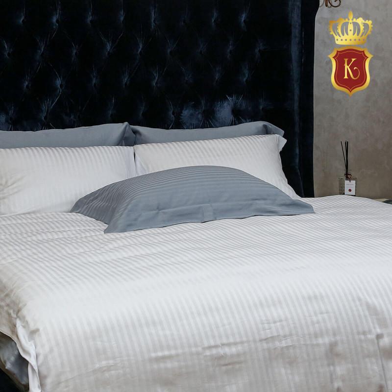 Комплект постельного белья ADELE серый