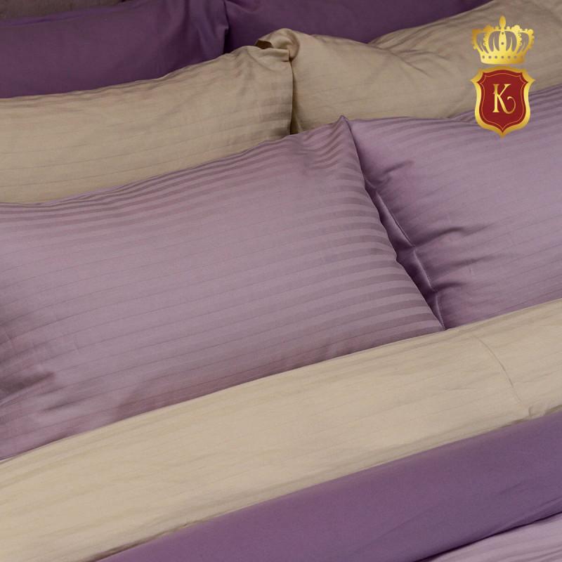 Комплект постельного белья ADELE сиреневый