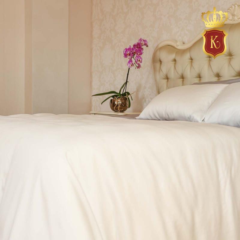 Комплект постельного белья ISABELLA Белый