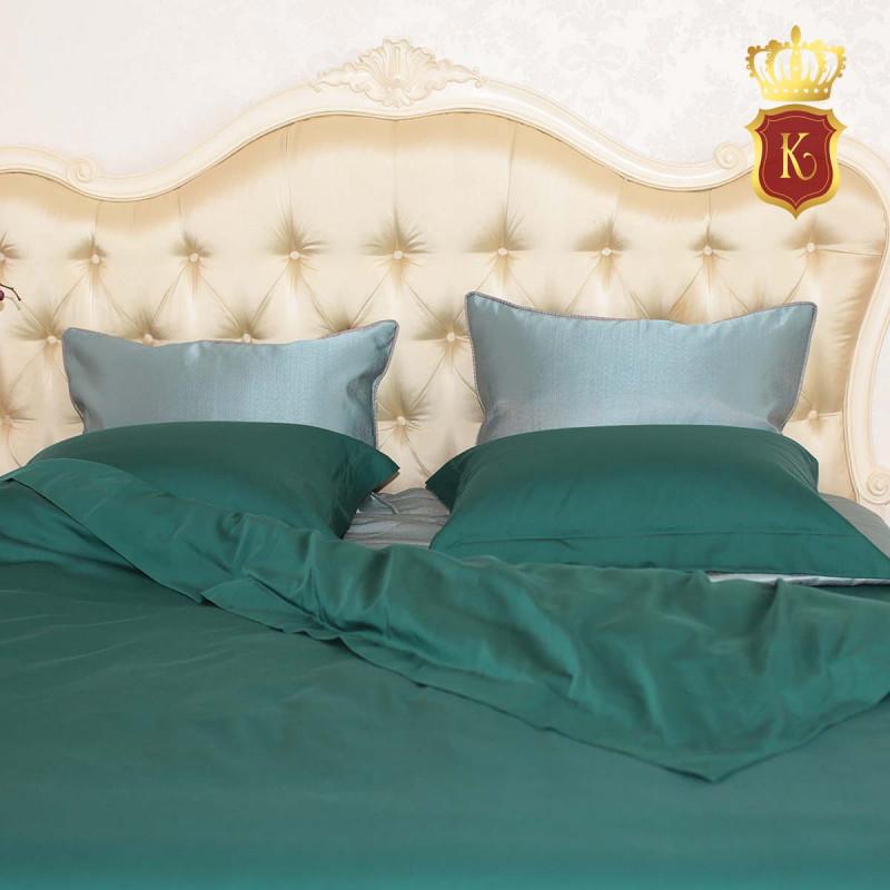 Комплект постельного белья ISABELLA Изумруд
