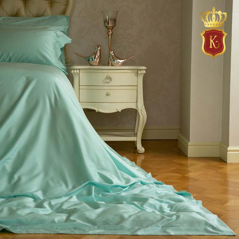 Комплект постельного белья ISABELLA Аквамарин