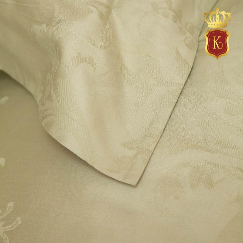 Комплект постельного белья ANDROMEDA Оливковый