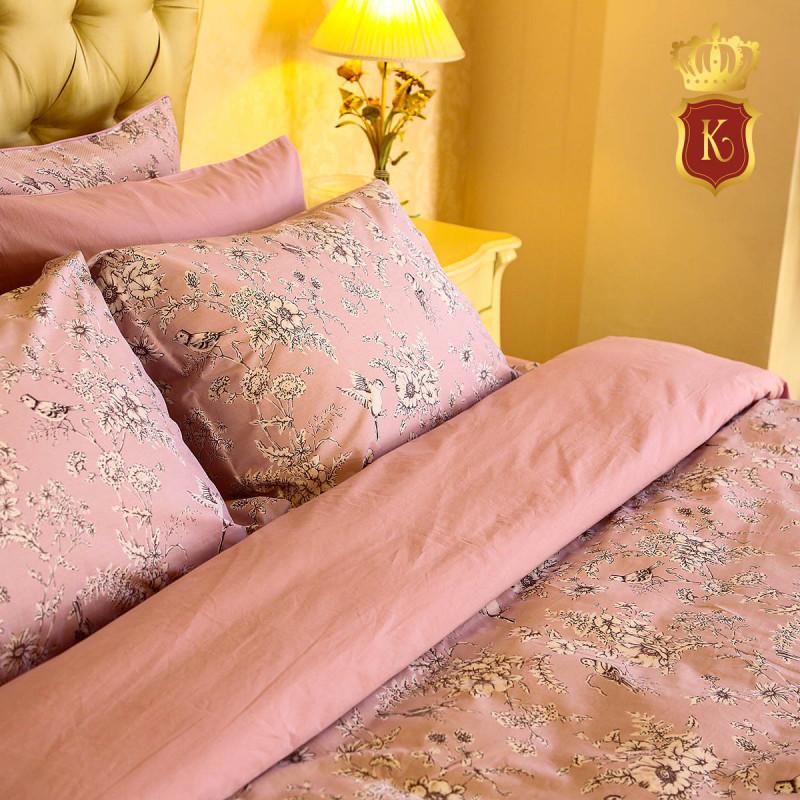 Комплект постельного белья SUMMER Розовый