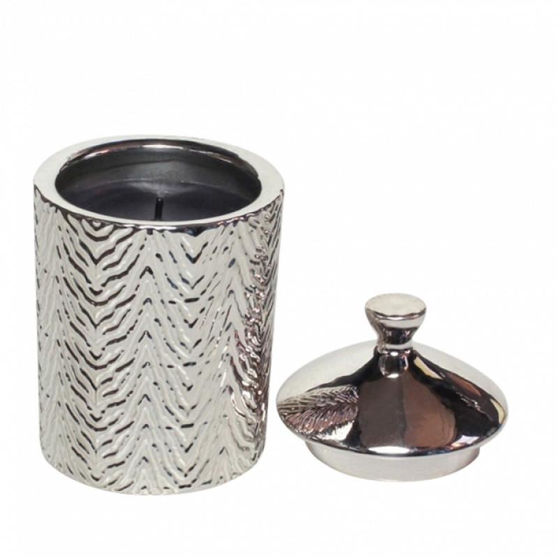White Tea & Mint Zebra Textured - Кожа Зебры