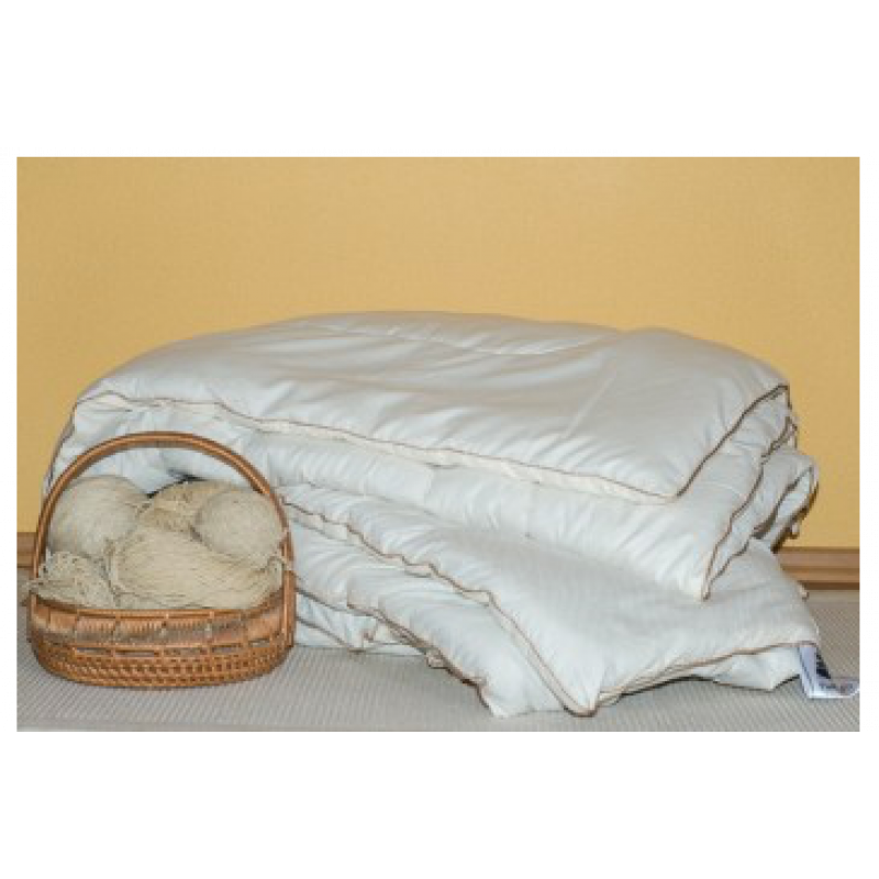 Одеяло «Шерстяной Завиток»